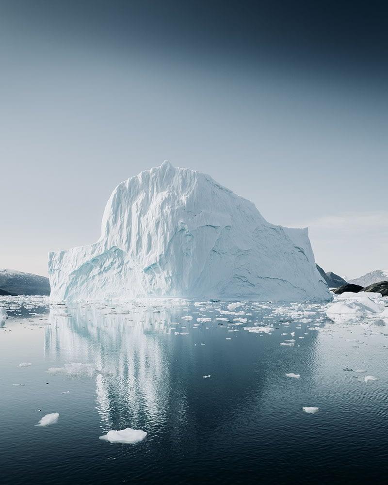 Cuore ijsberg - De kunst van het kwetsbaar zijn